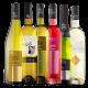 Karton bílá vína