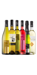 Carton white wines