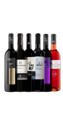 Carton red wines
